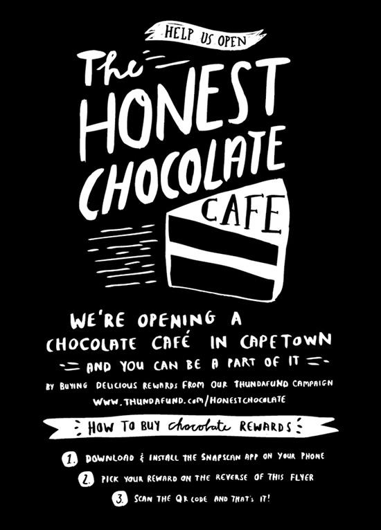 Thundafund Chocolate Cafe Event